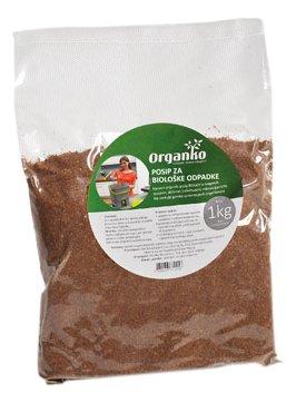 Organico Activador Bokashi 1 Kilo- enzimas de compostaje Efectivo: Amazon.es: Hogar