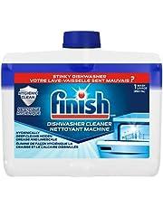 Finish Dishwasher Cleaner Dual Action Formula