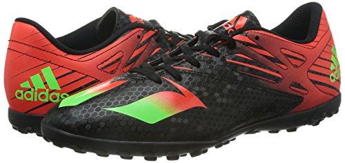 Pour noir Tf 4 negbas Noir 000 Football Adidas 15 Versol Chaussures Rojsol Homme Messi De qvcw0TgE