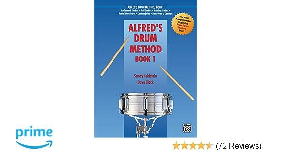 Alfred's Drum Method, Bk 1: The Most Comprehensive Beginning