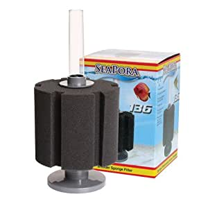 Seapora 4461 136 Breeder Sponge Filter