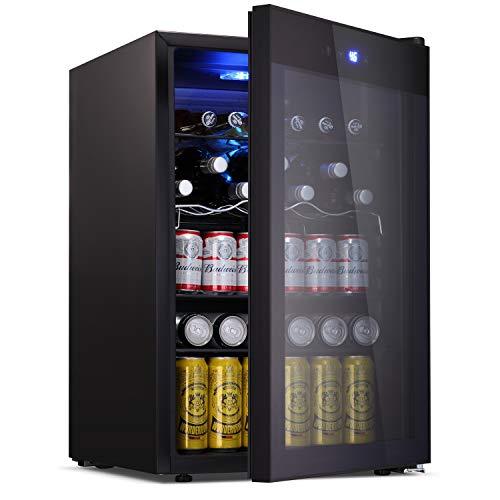 BOSSIN Beverage Refrigerator and
