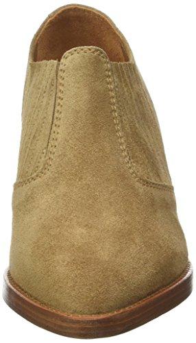 Boots Vanessa Bruno Caramel para 123 Mujer Botas Marrón Camperas q5U5S