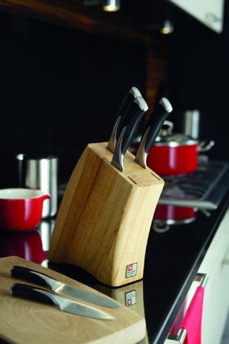-[ Richardson Sheffield Kyu 5 Piece Knife Block Set  ]-