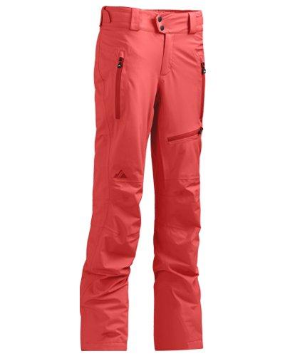 Strafe Outerwear Cloud Nine Pants, Large, Hot Coral - Snowboard Jacket Hot Coral