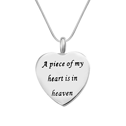 Cremation Jewelry Urn Necklace