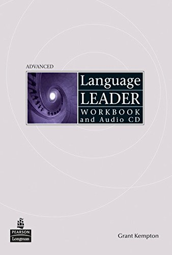 Language Leader Advanced Workbook Without Key and Audio CD Pack pdf
