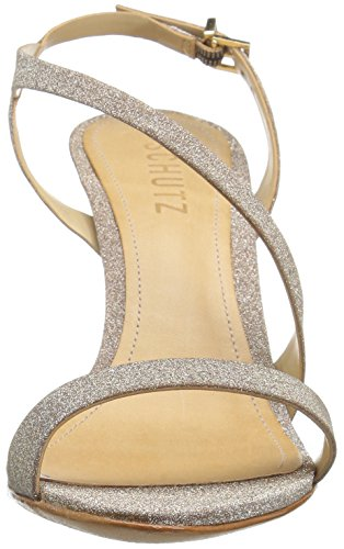 Women's Aleria Schutz Dress Sandal Ouro UqxdTx