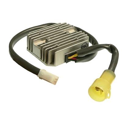 Db Electrical Aha6019 Voltage Regulator For Honda Atv 1988 1989 1990 1991 1992 88 89 90 91 92 Trx300 Trx300Fw