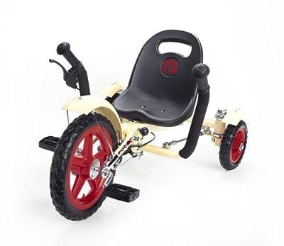 Mobo Tot- A Toddler's Ergonomic Three Wheeled Cruiser