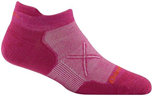 Darn Tough Vertex No Show Tab Ultralight Cushion Socks - Women's Boysenberry Small