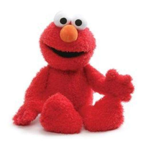 GUND Sesame Street 50th Anniversary Elmo Stuffed Animal Plush, 20