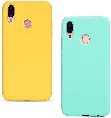 Cover per Xiaomi REDMI NOTE 7 custodia per Xiaomi REDMI NOTE 7 in silicone 1
