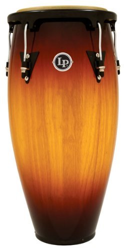 Lp Aspire Wood (Latin Percussion LPA612-VSB LP Aspire Wood 12-Inch Tumbadora - Vintage Sunburst/Black)