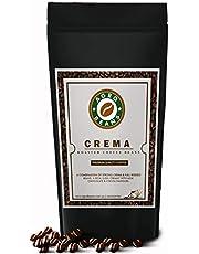 Crema Coffee Bean - Agro Beans ( Freshly Roasted Award Winning Coffee Beans) (Whole Beans, 1kg)