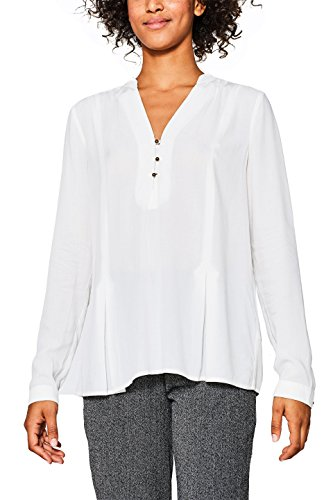 White Esprit Bianco Donna By Camicia Edc off 110 YgFTOq