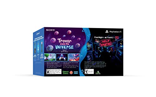 PlayStation VR - Trover + Five Nights Bundle 3
