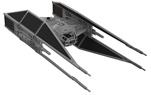 - Revell Snaptite Build and Play Star Wars: The Last Jedi! Kylo Ren's TIE Fighter