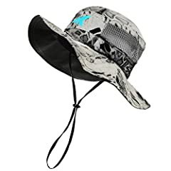 Named for the Latin term for Sun Armor, the KastKing Sol Armis Boonie Sun Hat is designed for protection, function, and fashion with the help of our team of outdoorsman. This hat is rated UPF 50 and is made to protect your face and neck from ...