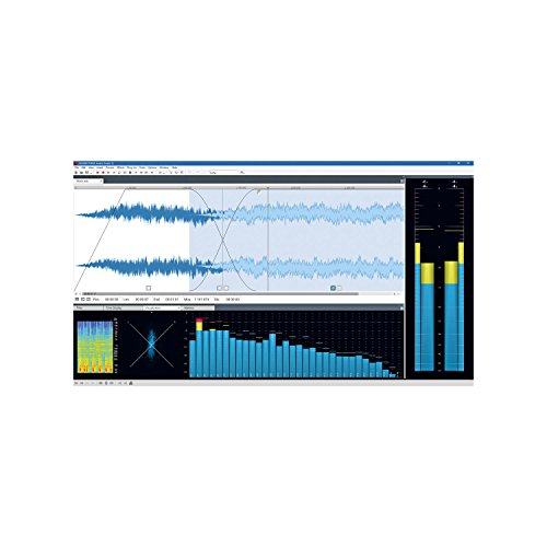 SOUND FORGE Audio Studio – Version 12 – audio editor including mastering plug-in by Sound Forge (Image #2)