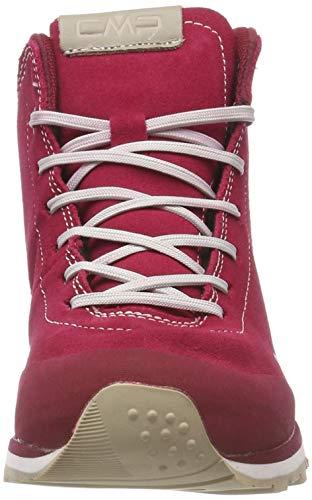 Granita Trekking Rot Erwachsene C829 Elettra Mid amp; CMP Wanderstiefel Unisex x7IqU8cwO