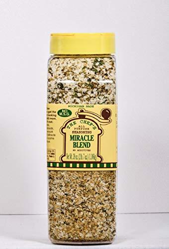 Miracle Blend-36 oz-Economy Bottle (Garlic Miracle The)