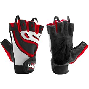 XMark Fitness BioFit Pro Weight Lifting Gloves, Large