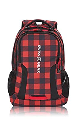 Swiss Gear SA5503 Lumberjack Laptop Backpack - Fits Most 15 inch Laptops and Tablets from group III