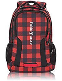SA5503 Lumberjack Laptop Backpack - Fits Most 15 inch Laptops and Tablets