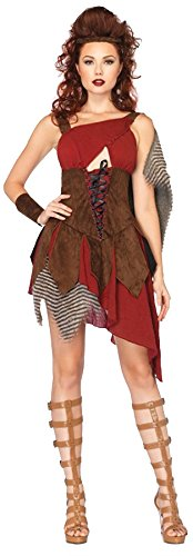GTH Women's Historic Sexy Deadly Huntress Theme Party Halloween Costume, S (2-4)
