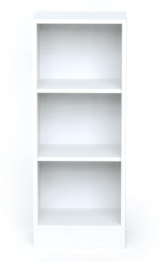 INFINIKIT Haven Bücherregal, klein- Weiß: Amazon.de: Küche & Haushalt