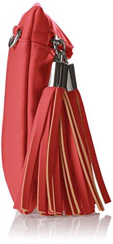 Boscha Bo-1072-cs - Bolsa Mujer Rot (Red)