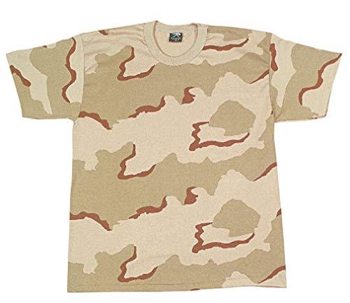 BlackC Sport Kids Short Sleeve T-Shirt Military Camouflage t Shirt camo