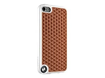 separation shoes 23a82 06a56 Belkin Vans Classic 3D Waffle Design Silicon Case for iPod Touch 5G -  Brown/White