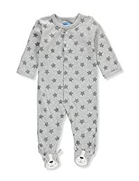 Bon Bebe Baby Boys' Footed Coverall