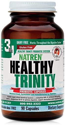 Natren Healthy Trinity - Dairy-Free (90 ()