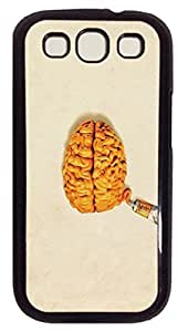 Brain Tube Custom Samsung Galaxy S3 I9300 Case Cover Polycarbonate Black by mcsharksby Maris's Diary