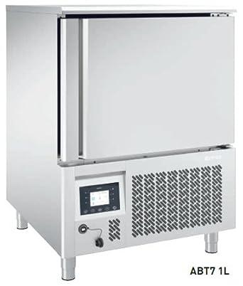 Abatidor y congelador de temperatura Infrico ABT7 1L: Amazon.es ...