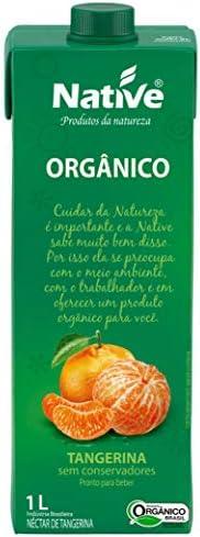 Néctar de Tangerina Orgânico Native 1L