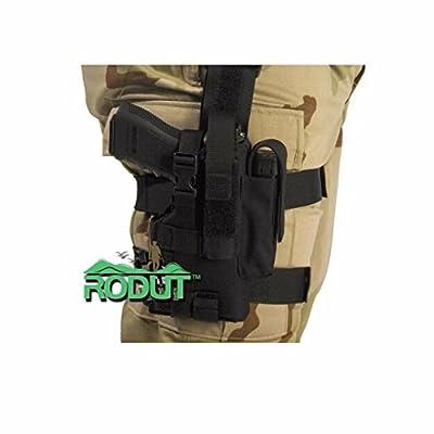Rodut (TM) Adjustable Right Handed Tactical Leg Holster For Pistol,
