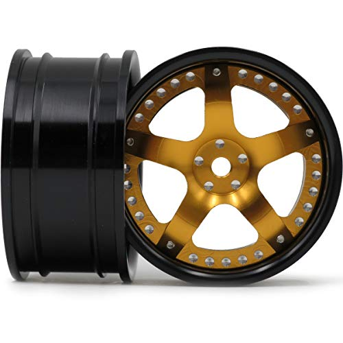 hobbysoul 2pcs RC 1/10 Aluminum Alloy Wheel Rims Hex for sale  Delivered anywhere in USA