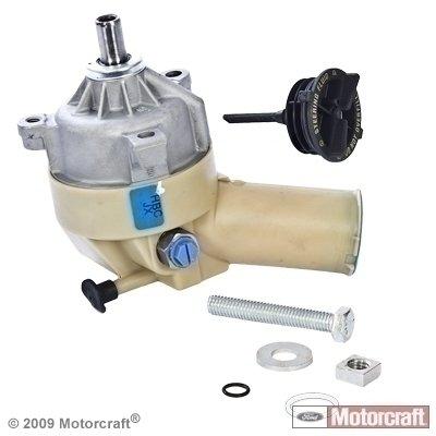 Motorcraft STP48RM Remanufactured Power Steering Pump ()