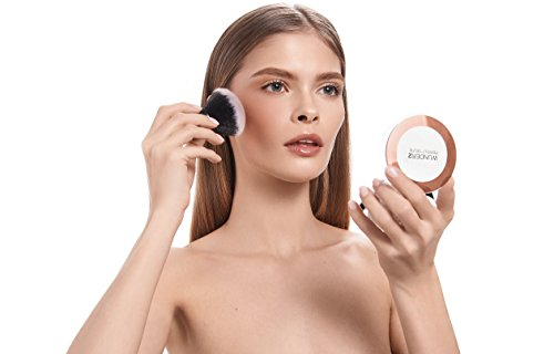 WUNDER2 Perfect Selfie HD Photo Finishing Powder, Bronzing Veil, 0.24 Ounce by WUNDER4 (Image #3)
