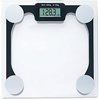 Weighing Scale Modern Digital Scale High Quality Bathroom Scales 400 Lb Capacity