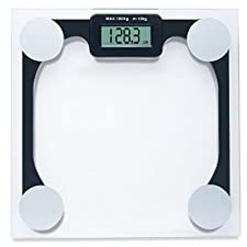 weighing scale - Modern digital scale bathroom scales 400 lb. Capacity weight scale has the Step-On Technology