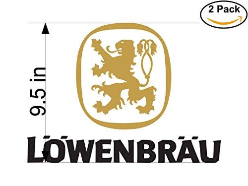 lowenbrau-beer-logo-alcohol-4-vinyl-stickers-decal-bumper-window-bar-wall-95-inches