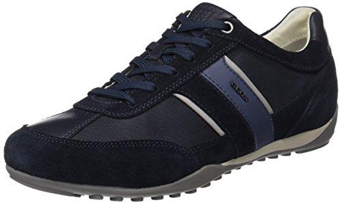 Geox Herren Puits U C Blau Chaussure (marine Dk)
