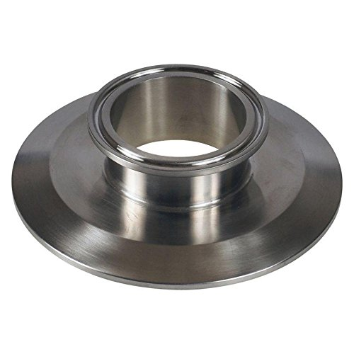 End Cap Reducer | Tri Clamp 4 inch x 2 in. - Stainless Steel SS304 - Glacier Tanks by Glacier Tanks