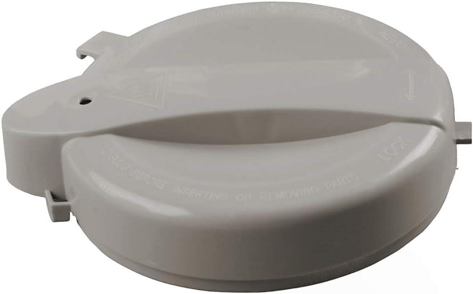 Nuvita NU-0065 Tapa de Reemplazo para la Jarra del Mini Robot de Cocina para Bebé Nuvita 1966 Pappasana Vapor Combo 2 & Nuvita 1965/1960 - Tapa Robot de Cocina para Bebé-Marca Europea–Diseño