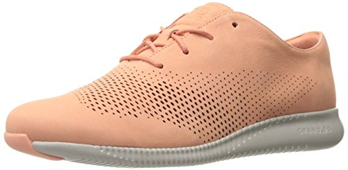 Cole Haan Women's 2.Zerogrand Laser Wing Oxford, Nectar/Vapor Grey, 6 B - Reliable Com Is 6pm